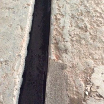 JOINT SEALING FOR EXPANSION JOINT AT MANDALAY HOTEL PROJECT