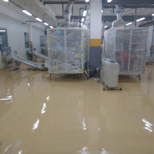 Application of PU Floor