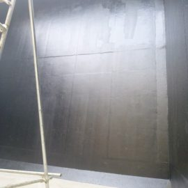 PROTECTIVE COATING OF WWTP AT MYANMAR BREWERY