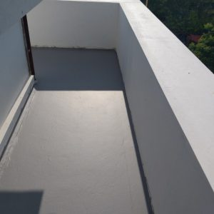 Roof Seal Application for Roof Top Slab